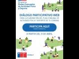 Invitación Diálogo Participativo.